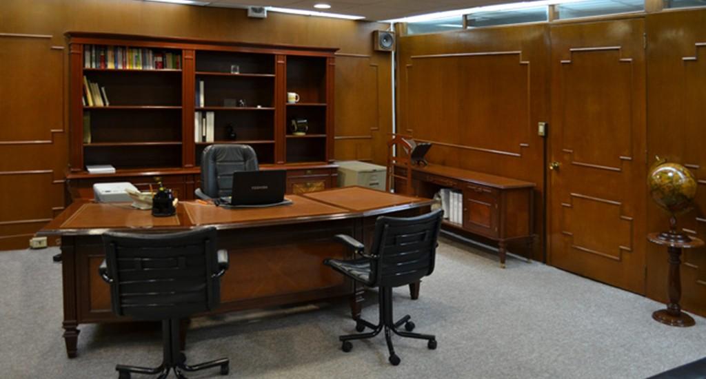 oficinas físicas amuebladas